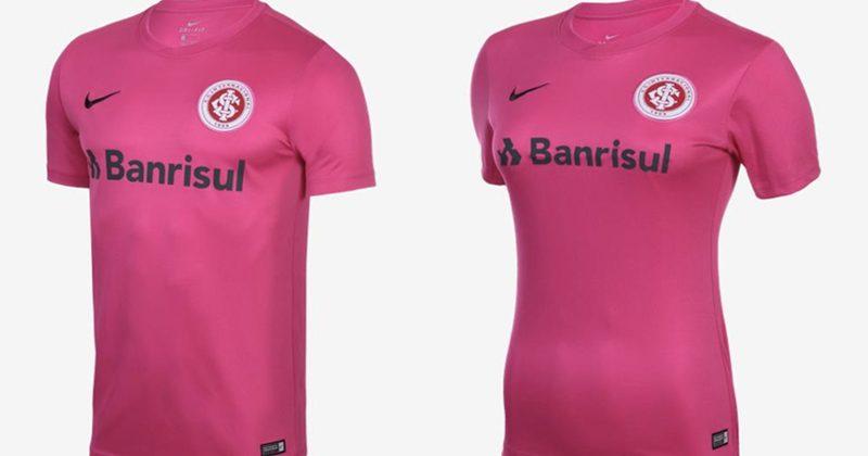 Flamengo Inter E Sao Paulo Lancam Camisas Inspiradas No Outubro Rosa Diario Do Sudoeste